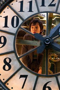 "Hugo (2011)- Based on the book, ""The Invention of Hugo Cabret,"" by Brian Selznik. Starring Asa Butterworth, Ben Kingsley. Excellent acting from this young kid. There's a dreamlike quality to this whole film, plus beautiful music from Howard Shore."