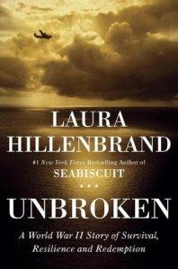 """""""Unbroken,"""" by Laura Hillenbrand"""