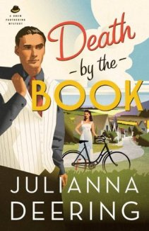 """""""Death By the Book,"""" by Julianna Deering"""