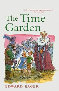 Book Review: The Time Garden, by Edward Eager