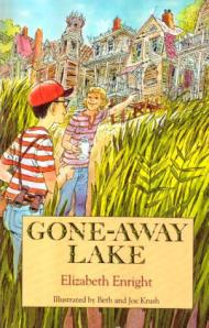 Book Review: Gone-Away Lake, Elizabeth Enright