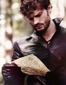 Jamie Dornan as the Marquis de Merosailles