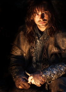 Aidan Turner as Christian the Highwayman