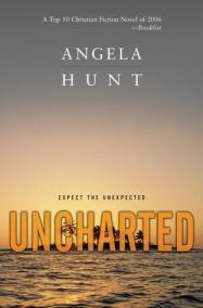 I'm liking Angela Hunt right now. This book reminds me of LOST; I love stories where a group of characters are in an unusual situation in a closed setting.