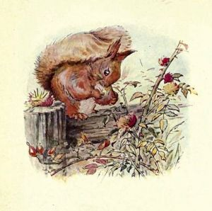 """The Tale of Peter Rabbit"" & ""The Tale of Squirrel Nutkin"""