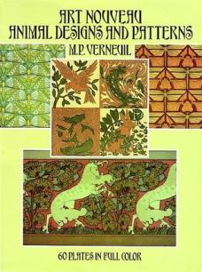 I love Art Nouveau design!