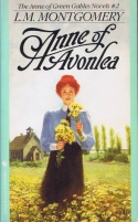 Anne of Avonlea, by L. M. Montgomery