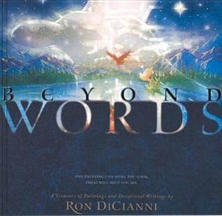 "Ron Dicianni is one my favorite modern day artists. His paintings of the spiritual life are so full of light and the supernatural. I used to have a book of his paintings before (""Tell Me a Story""), but somewhere along the way of moving 5 times, it got lost or destroyed. I was so happy to find this one! It has even more paintings in it!"