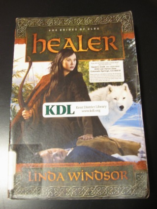 I haven't read any of Linda Windsor's books yet, so I don't know what she's like.