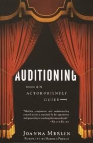 Auditioning, by Joanna Merlin