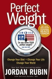 Perfect Weight America, by Jordan Rubin