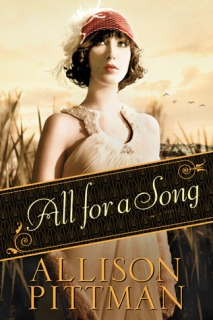 #1 in a series by Allison Pittman (I have yet to try her).