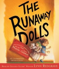 This audiobook (read by Lynn Redgrave) is #3 in the Doll People Series by Ann Martin. It was the first audiobook in the series that was one of best I've thoroughly enjoyed listening to and inspired me.