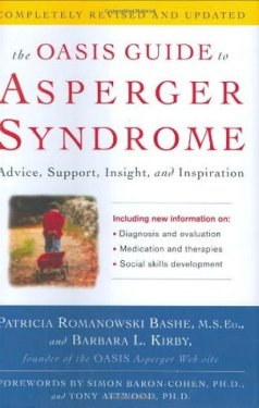 """I starting to joke with myself: """"Building a mini Asperger library are we?"""""""