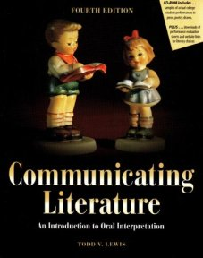 I stumbled across this textbook and snatched it for myself. I thought it would come in useful for narrating!