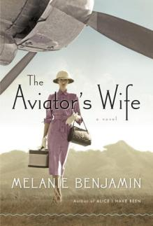 This is one of those popular books you see everywhere nowadays. But it is supposedly based on Anne Morrow Lindbergh, one of my favorite authors.