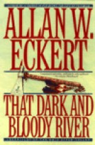 A little fearful of Eckert's gory histories, but this one contained knowledge about Simon Girty. I'm interested in this obscure American character because a direct ancestor of mine was his uncle.