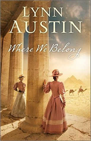 Lynn Austin is one of my top favorite contemporary Christian writers.