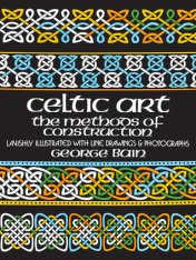 I like to prayer-doodle, and am also interested in illumination as an art form. I would love to combine both using this lovely how-to guide on Celtic art. Oh, the things I could create!