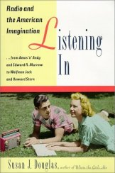 "Growing up, our family didn't have the latest in entertainment. But we had a tape recorder and a radio and often listened to old radio programs like Suspense, The Whistler, and Burns and Allen. I would love to read about the differences between past and present ways of ""listening""."