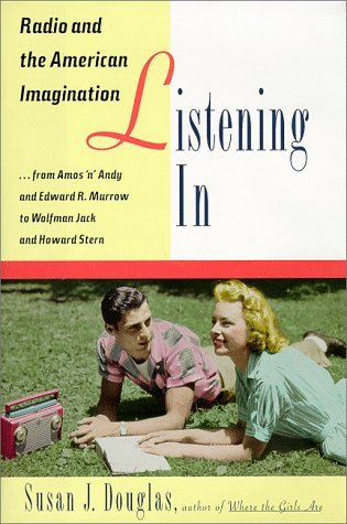 """Growing up, our family didn't have the latest in entertainment. But we had a tape recorder and a radio and often listened to old radio programs like Suspense, The Whistler, and Burns and Allen. I would love to read about the differences between past and present ways of """"listening""""."""