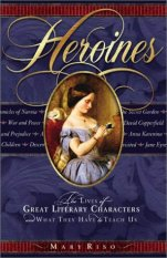 """I know I've raved about this book lots of times on this blog and it has inspired my """"Characters We Can Learn From"""" Series. Now that the church has unfortunately purged it, it's come home to my library."""