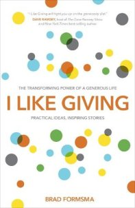 Another book on generosity I've been wanting to read.