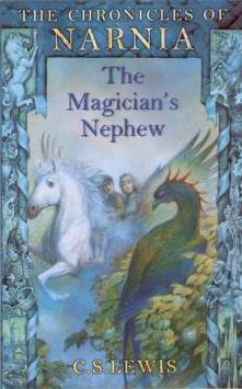 """""""The Magician's Nephew,"""" by C.S. Lewis"""