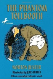 """""""The Phantom Tollbooth,"""" by Norton Juster"""