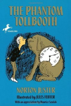 """The Phantom Tollbooth,"" by Norton Juster"