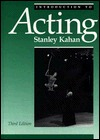 This is an older textbook, but I've been collecting lots of books on acting to glean anything useful from them.