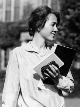 Anne Morrow Lindbergh, from her diaries