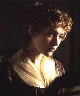 Marianne Dashwood, from Sense and Sensibility