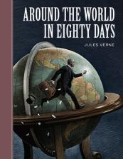 """Around the World in 80 Days,"" by Jules Verne"