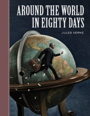 """Around the World in 80 Days,"" by Jules Verne"