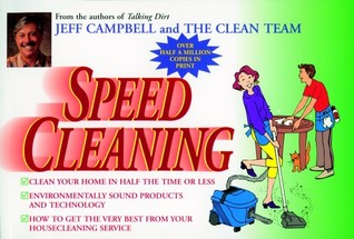 Less time cleaning; more time reading!