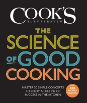I am now the proud owner of a Cook's Illustrated tome.