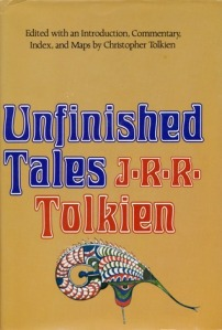 I've parted with my LOR series, but I do keep on a few of Tolkien's minor works.